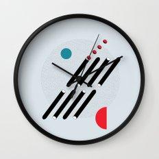 The Hateful Eight. Memphis #01 Wall Clock