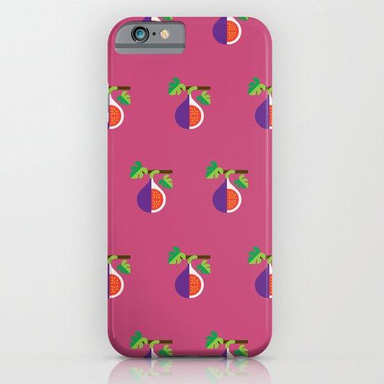 Fruit: Fig iPhone & iPod Case