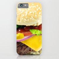 Cheeseburger iPhone 6 Slim Case
