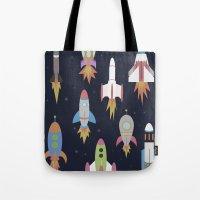Rockets! Tote Bag