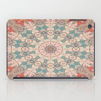 Jungle Kaleidoscope 3 iPad Case