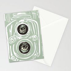 Surreal Lens Stationery Cards