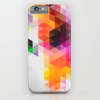 iPhone & iPod Case featuring Rainfall 01 by Three of the Possessed