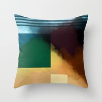from chance to break Throw Pillow