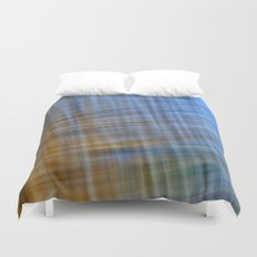 Water Pattern #4 Duvet Cover