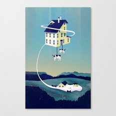 Holy Cow... Canvas Print
