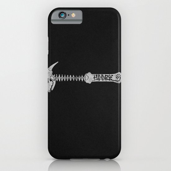 Hammer iPhone & iPod Case
