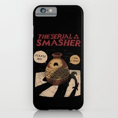 the serial smasher iPhone 6 Slim Case