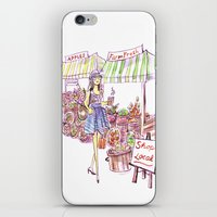 Farmer's Market iPhone & iPod Skin