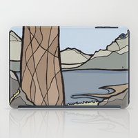 Trail Tree iPad Case