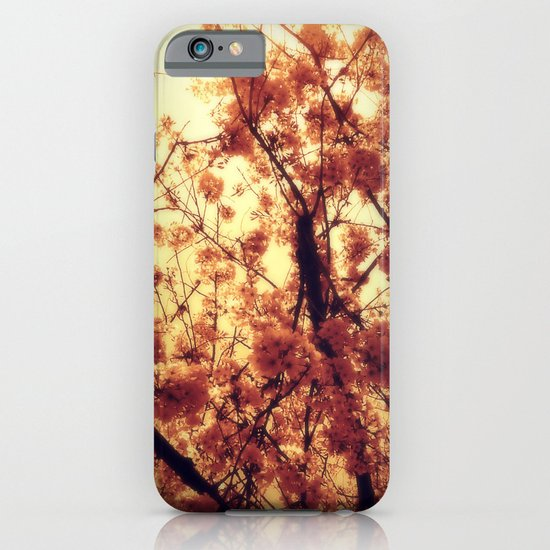 Burst Into Light iPhone & iPod Case