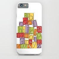 ABC Block iPhone 6 Slim Case