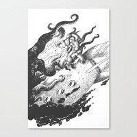 Ode To Joy Canvas Print