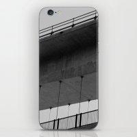 Bridge Walk iPhone & iPod Skin