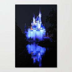 Cinderella's Castle III Canvas Print