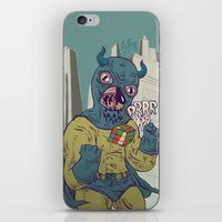 Infernal Machinery iPhone & iPod Skin