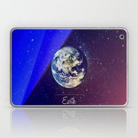 Cosmos Earth Laptop & iPad Skin