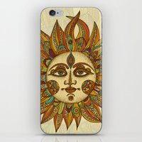 Helios iPhone & iPod Skin