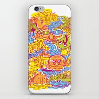 LOL & Order iPhone & iPod Skin