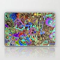 FLIPPIN FUNHOUSE Laptop & iPad Skin