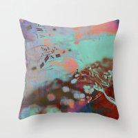 Romantic Movement Throw Pillow