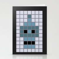 Bender Was Here Stationery Cards