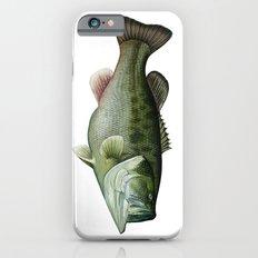 black bass Slim Case iPhone 6s