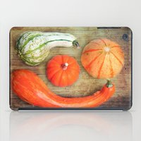 Pumpkins iPad Case