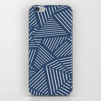 Abstraction Linear Zoom … iPhone & iPod Skin