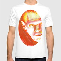 Frankenstein, What Etern… Mens Fitted Tee White SMALL
