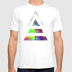 SEHONNE SMALL White Mens Fitted Tee