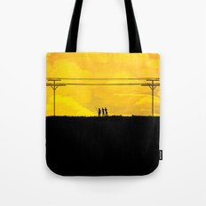 To the prison Tote Bag