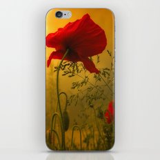 Red For Love iPhone & iPod Skin