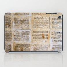 unplayed piano iPad Case