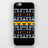 Large Native America inspired blanket print iPhone & iPod Skin