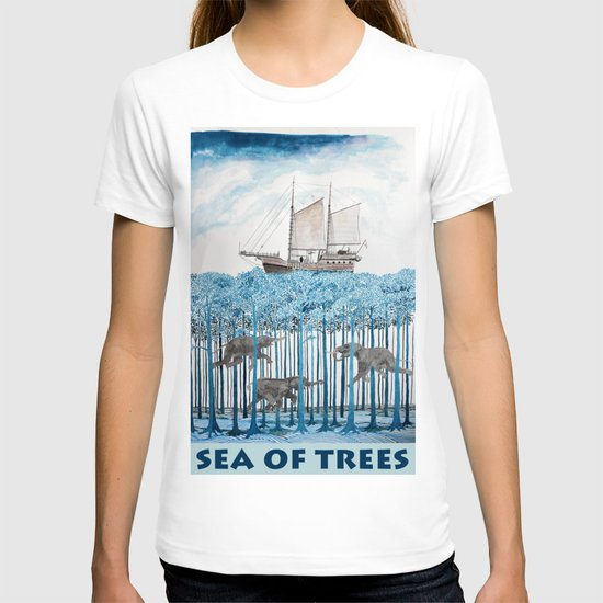 Sea of Trees T-shirt