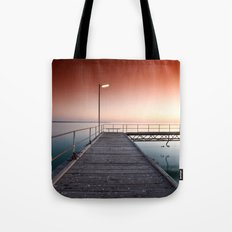 Summers Night Tote Bag