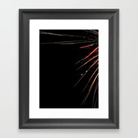 Fireworks3 Framed Art Print