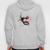 Clown Bank Robber Splatt… Hoody