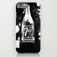 Classic 7up bottle iPhone 6 Slim Case