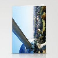 Belgium - Atomium Stationery Cards