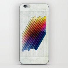 LollyStick Rainbow iPhone & iPod Skin