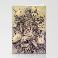 Creation Stationery Cards