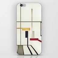 PJK/68 iPhone & iPod Skin