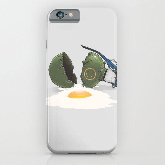Eggsplosion iPhone & iPod Case