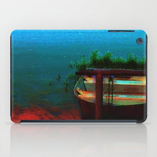 Rusty Boat iPad Case