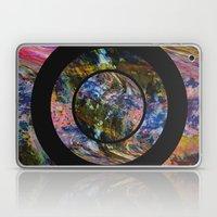 Space Marble Laptop & iPad Skin