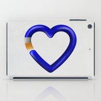 Love to paint iPad Case