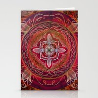 Root Chakra Stationery Cards