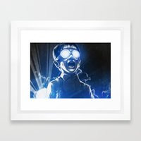 EEEMP! Framed Art Print